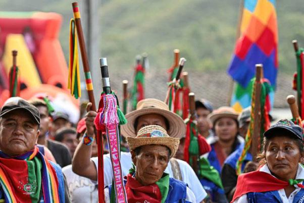 Boletín # 2: ¿Qué está pasando en el Norte del Cauca?